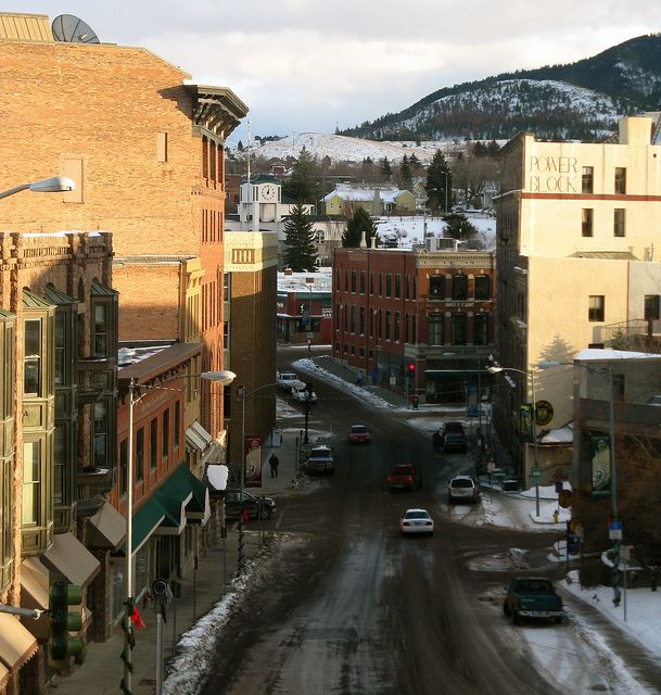 Helena, Montana one of my favorite places in the world!