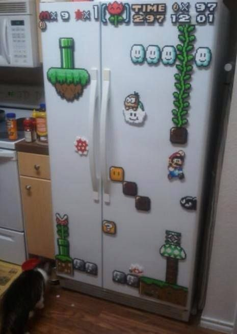 Deco Mario