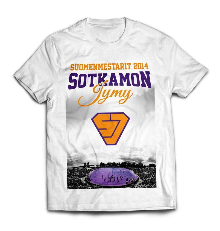 Sotkamon Jymy ›› Finnish Baseball Champions 2014