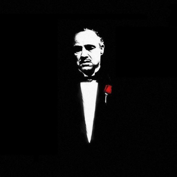 The Godfather - iPad Wallpaper