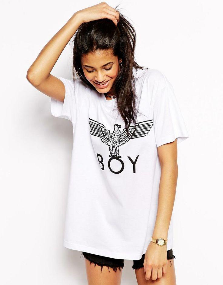 BOY London | Boy London Eagle T-Shirt at ASOS