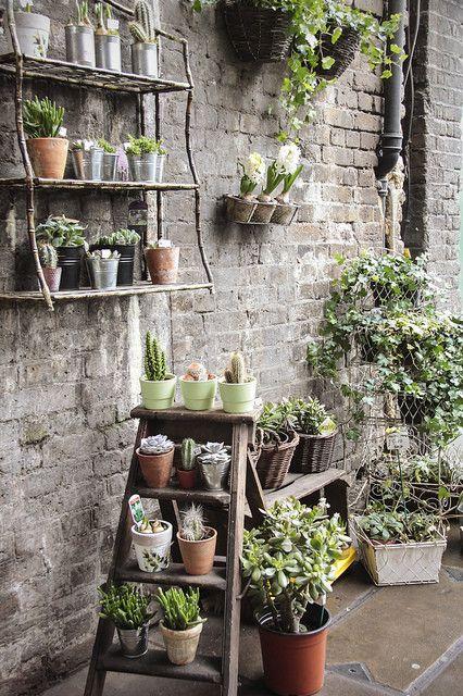 #Terrassen #Garten