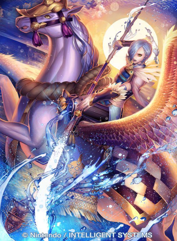 Últimas subidas - Shigure - Artworks e imágenes - Galería Fire Emblem Wars Of Dragons