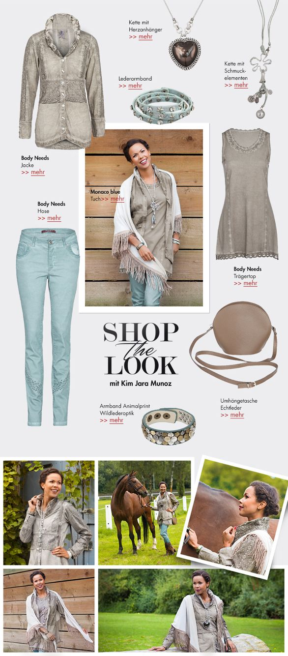 Shop The Look!  www.Channel21.de Live- Sendung: