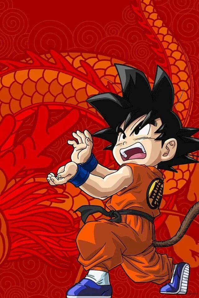 Son Goku - Dragon Ball                                                                                                                                                                                 More