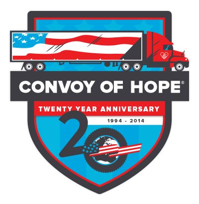 You are encouraged to support Convoy of Hope as it supports Hurricane Harvey victims! https://www.convoyofhope.org/blog/features/disaster-response/convoy-hope-responds-hurricane-harvey/