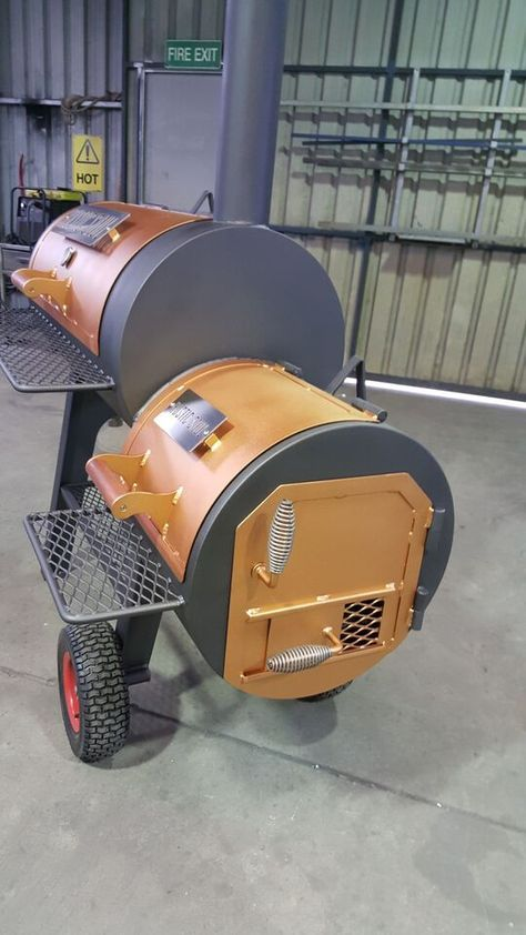 Best Offset Reverse Flow Smoker BBQ's available in Melbourne