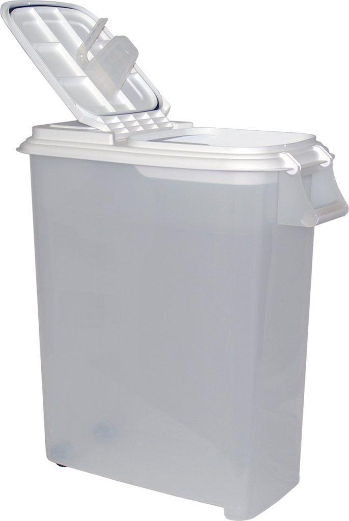 Buddeez Xxlarge 80 Quart Airtight Food Safe Container W Wheels