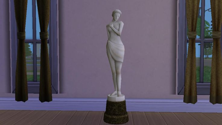 Mod The Sims - Sculptures