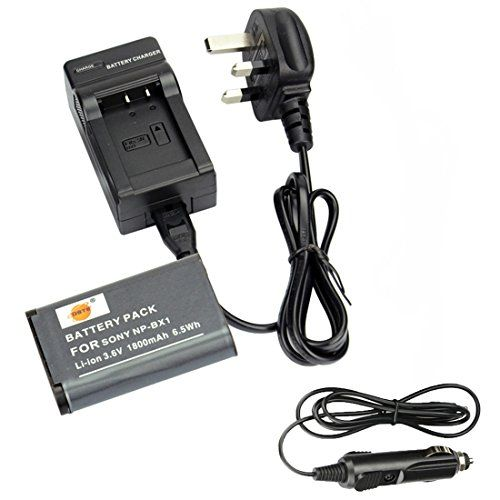 Dste Np-bx1 Rechargeable Li-ion Battery  Dc134u Travel And Car Charger Adapter For Sony Cyber-shot Hdr-cx240 Hdr-cx240e Dsc-rx1 Dsc-rx10 Ii Dsc-rx1b Dsc-rx1r Dsc-rx1r/b Dsc-rx100 Dsc-rx100 Ii Dsc-rx100 Iii Dsc-rx100 Iv Dsc-rx100/b Dsc-rx100m2 Dsc-rx100m2/b Dsc-rx100m3 Dsc-hx300 Dsc-h400 Dsc-hx400 Dsc-hx50 Dsc-hx50v/b Dsc-hx50vb Dsc-hx60 Dsc-hx60v Dsc-wx300 Dsc-wx300/b Dsc-wx300/l Dsc-wx300/r Dsc-wx300/t Dsc-wx300/w Dsc-wx350 Hdr-mv1 Hdr-as15 Hdr-as15b Hdr-as15s Hdr-as100v Hdr-as100vr…