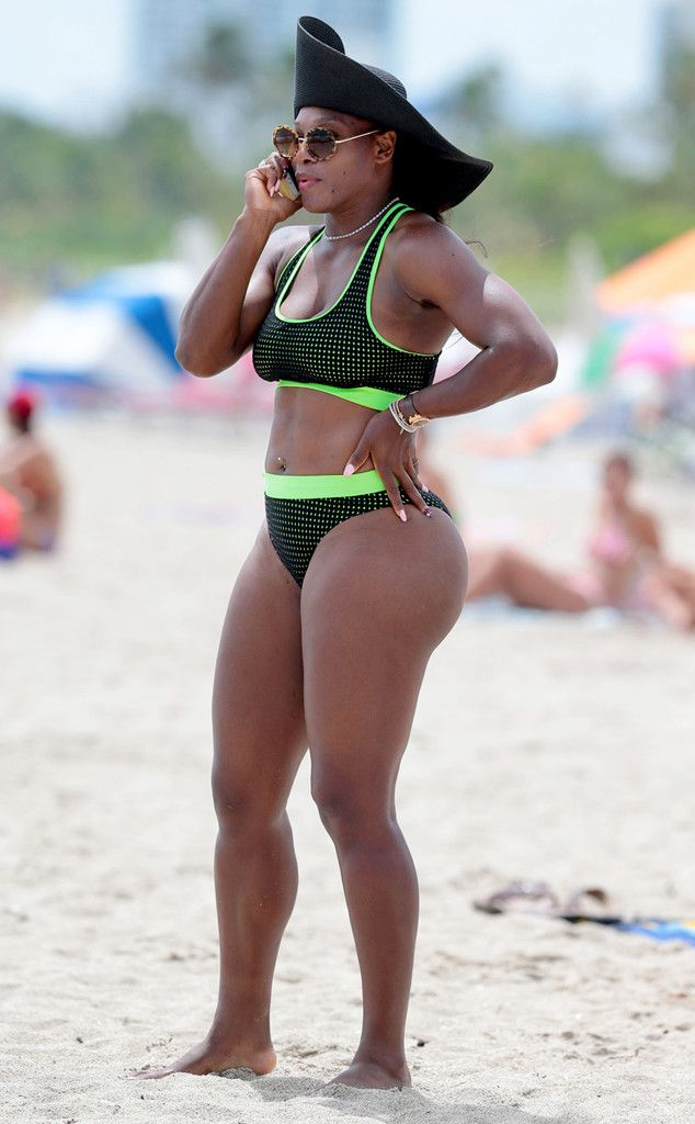 Serena williams bikini pity, that