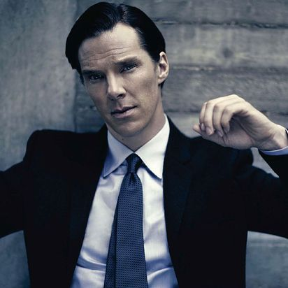 That time he posed for Esquire magazine and unleashed a gaze so smoldering that several issues of the magazine may have caught fire. | 37 Times In 2013 Benedict Cumberbatch Proved He Was King Of The Internet