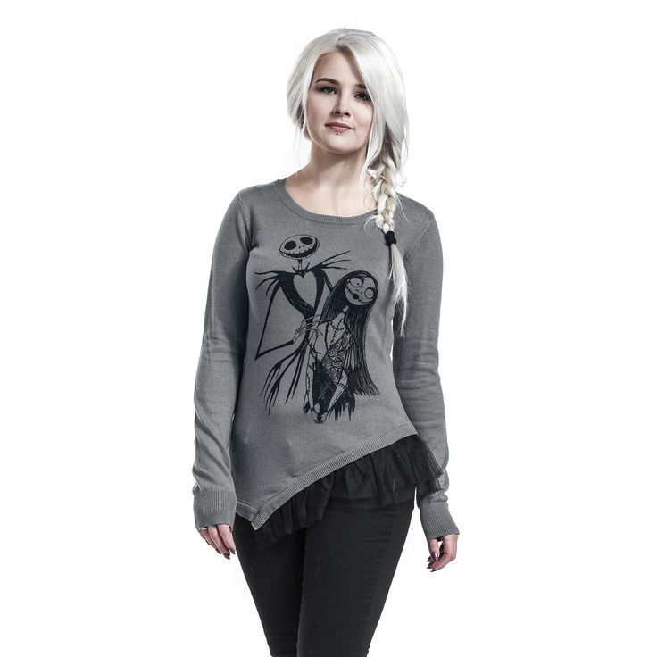 Jack & Sally Pullover