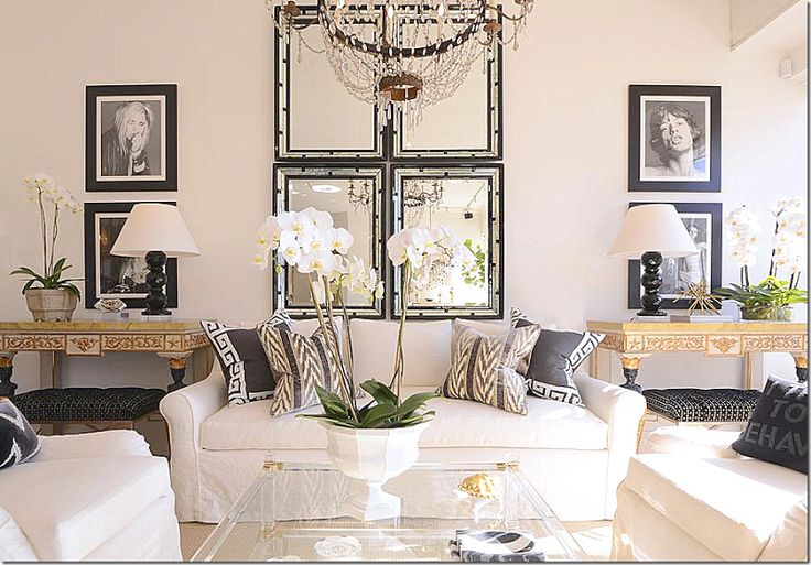 Imagem sala de estar 2 pinterest decora o sala for Sala de estar barbie