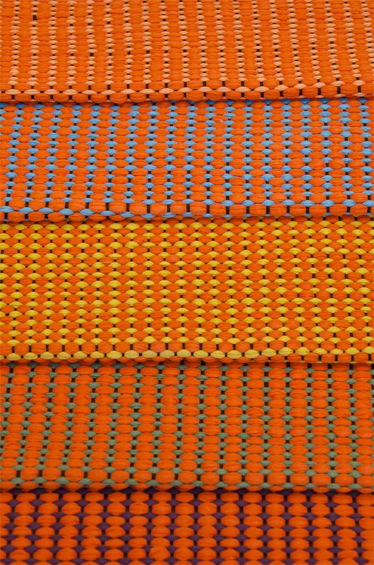 Mattor orange