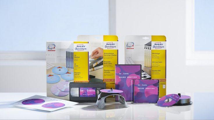 Produkty do oznaczania CD/DVD