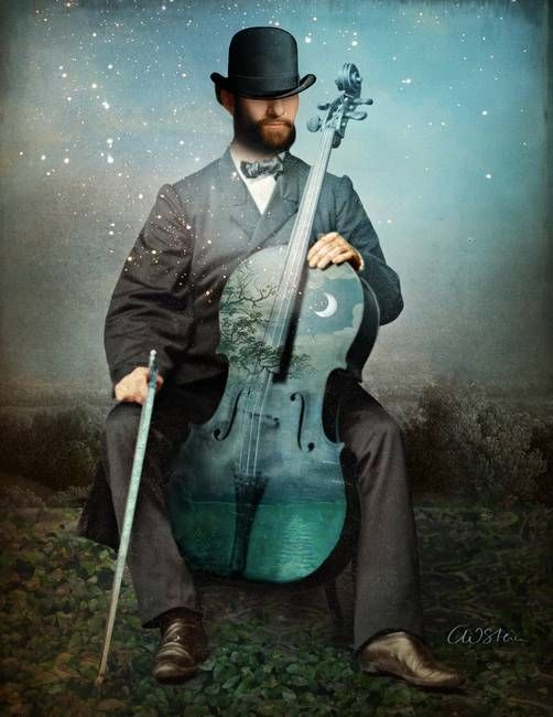 Lullaby by Catrin Welz-Stein in Surreal on ...............the art of catrin welz-stein