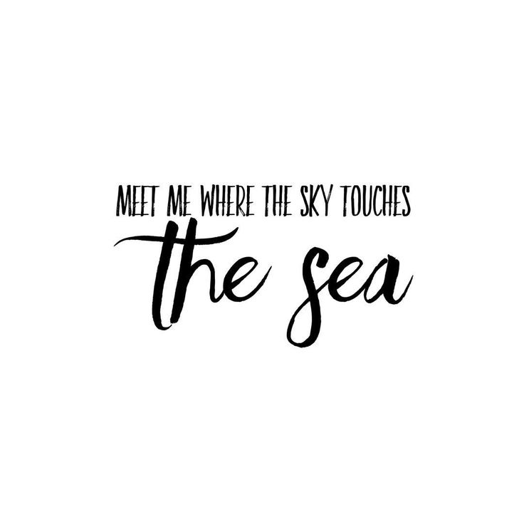 "Romana on Instagram: ""? #travelquotes #beachquotes #beachlife #sea #quotes"
