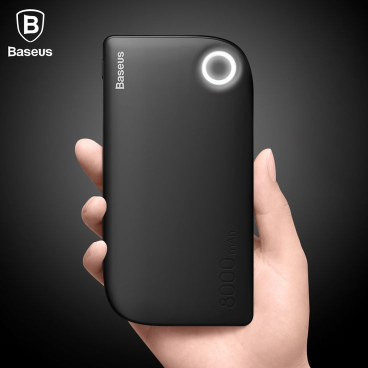 Baseus 8000mAh Dual Usb Power Bank For mobile phone Tablet Portable External Battery Pack Powerbank Phone Backup Charger 2.4A     Tag a friend who would love this!     FREE Shipping Worldwide     Buy one here---> https://shoppingafter.com/products/baseus-8000mah-dual-usb-power-bank-for-mobile-phone-tablet-portable-external-battery-pack-powerbank-phone-backup-charger-2-4a/