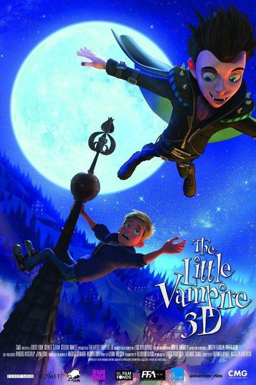 Watch->> The Little Vampire 3D 2017 Full - Movie Online