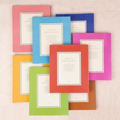 "Ardium self adhesive photo album holds up to 6X8"" size photo, $16.80 (http://www.fallindesign.com/ardium-self-adhesive-photo-album-holds-up-to-6x8-size-photo/)"