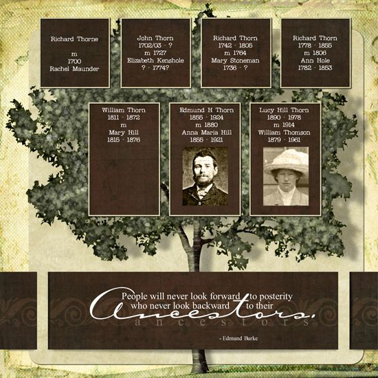 3120 Best Scrapbook Your Family Tree Images On Pinterest Family