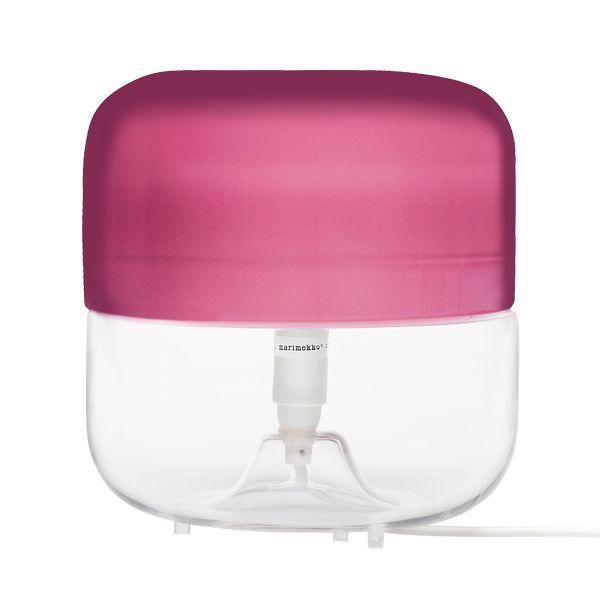 Valoisa table lamp, small    Manufacturer: Marimekko  Design: Harri Koskinen