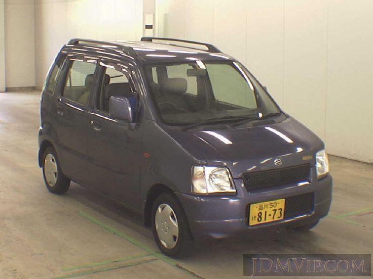 1999 SUZUKI WAGON R FX MC21S - http://jdmvip.com/jdmcars/1999_SUZUKI_WAGON_R_FX_MC21S-3c5Ugxt8Xe1EShl-86231