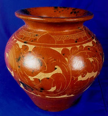Pottery from Lombok Island Indonesia