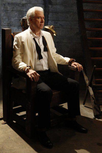 Still of John Larroquette in Chuck (2007)