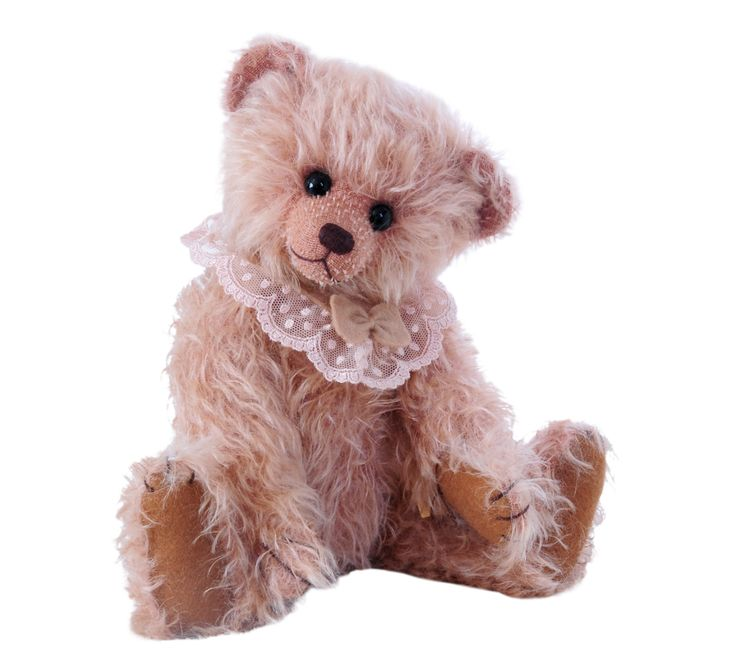 Lea Clemens Limited Edition Collectable German Mohair Wool Teddy Bear