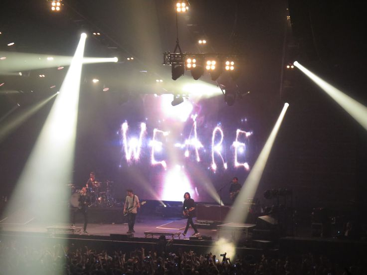 You Me At Six Live at the O2