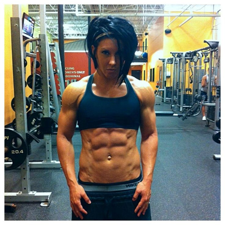 breast implants and body building weight lifting