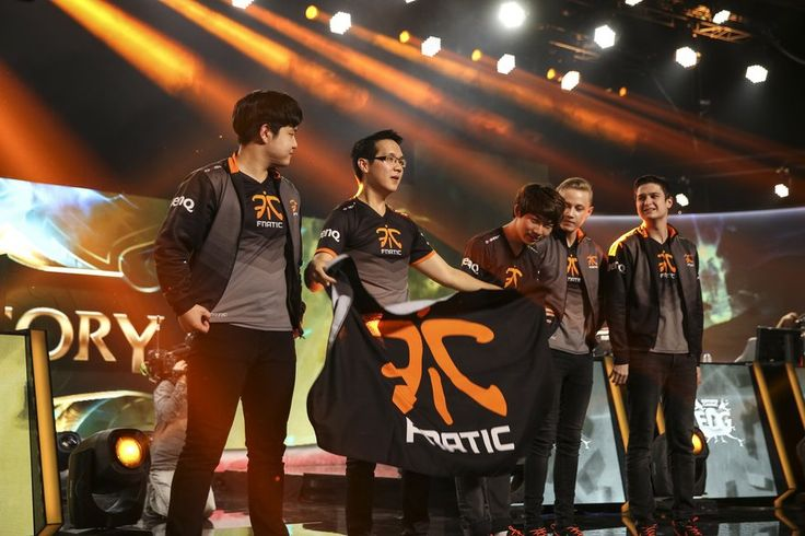 LoL Fnatic QF 2