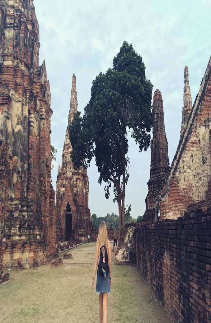 Complete guide to Ayutthaya, Thailand.