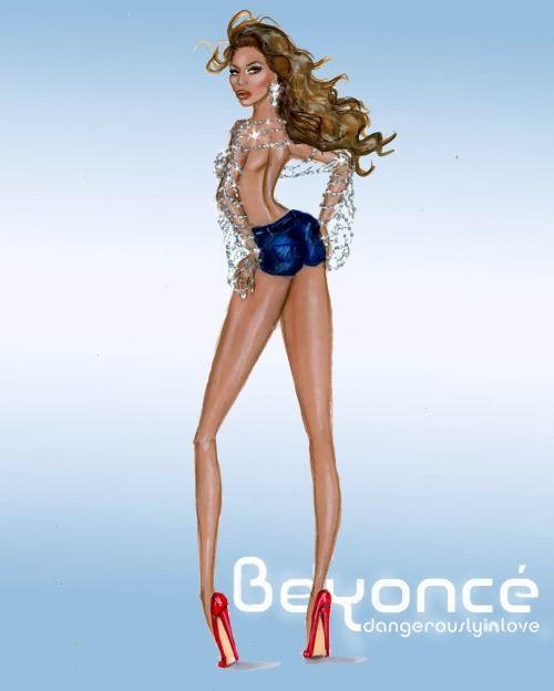 Beyoncé Eras Collection by Yigit Ozcakmak: Dangerously in Love