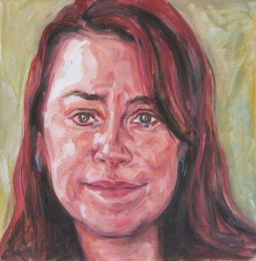 Saatchi Online Artist Andrea Araneda; Painting, Ximena Gomez #art