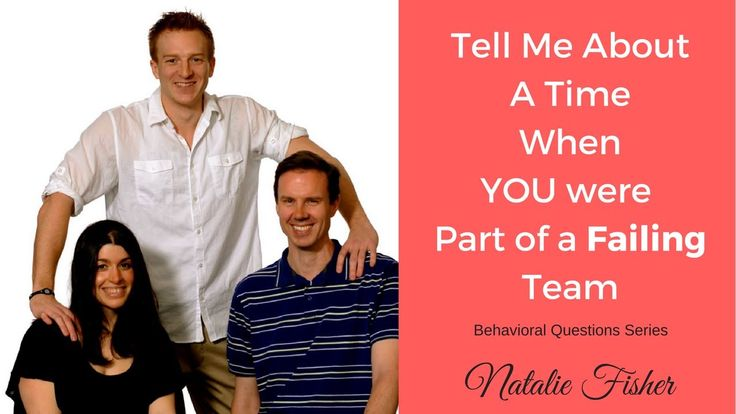 Behavioural Interview Question - Tell me about a time you were part of a...
