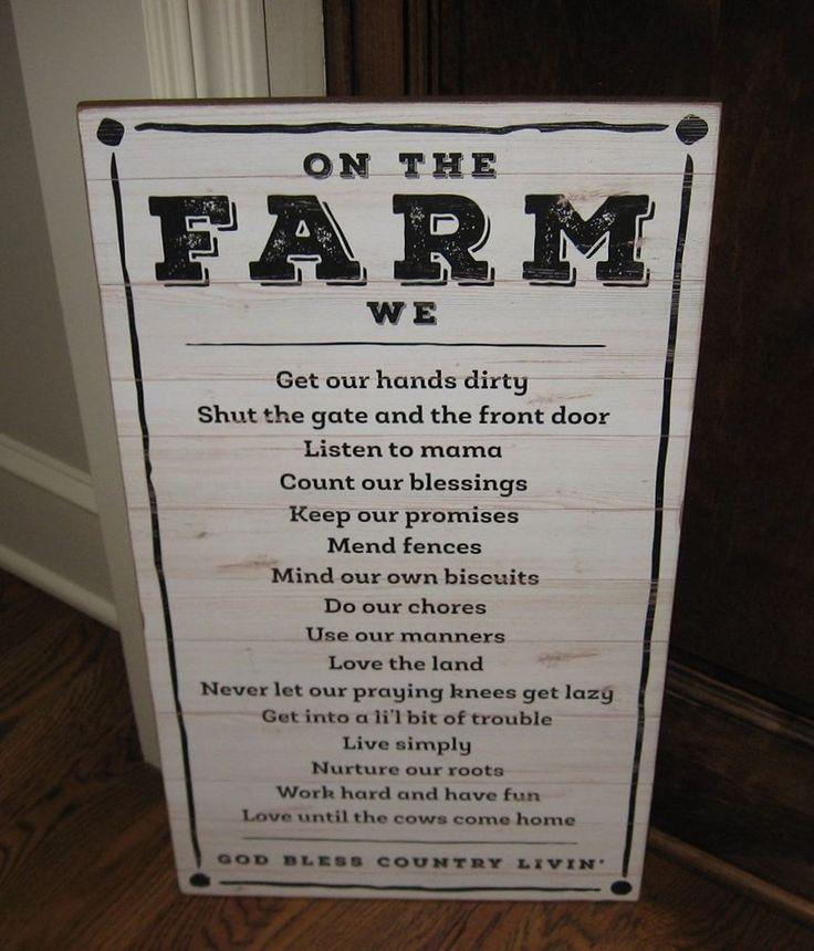 1000+ Ideas About Country Farmhouse Decor On Pinterest