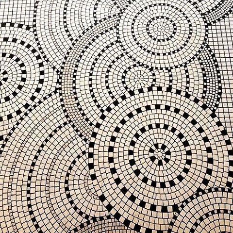 Pin by l.d. Desmarais on flooring ideas Mosaic flooring