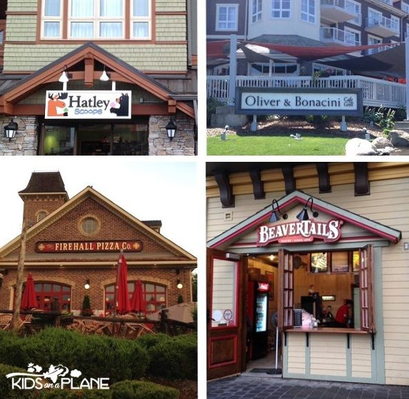 Blue Mountain Resort & Village - Places to Eat (Collingwood, Ontario)