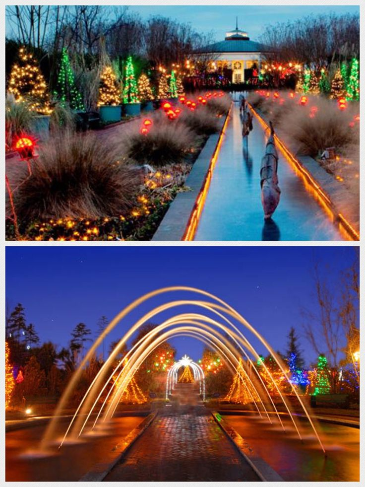 123 best christmas n s carolina georgia and tennessee usa images - Best Christmas Lights In Nc
