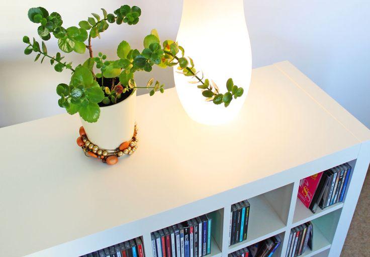 TEYLÖRD - CD Regal Einsatz von New Swedish Design für Expedit Regal von Ikea.