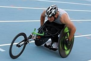 Jamie Carter- Jamie will make his debut for ParalympicsGB at London 2012, competing in the T34 100m/200m.    Events: T34 100m/200m  Home Town: Lincoln  Lives: Market Rasen, Lincolnshire  Trains: Cleethorpes Athletics Club  Date Of Birth: 18th November 1994