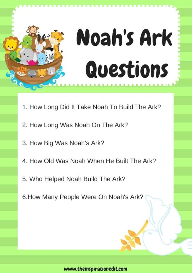 Noah S Ark Activities For Kids The Inspiration Edit In 2020 Activities For Kids Noahs Ark Activities