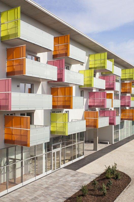 Residencial Glanhof 1,Cortesia de  Architects Collective