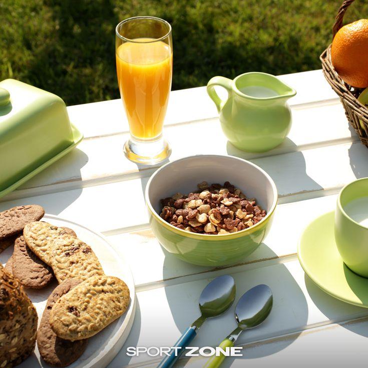 Um pequeno-almoço saudável e equilibrado é essencial para começares bem o dia.