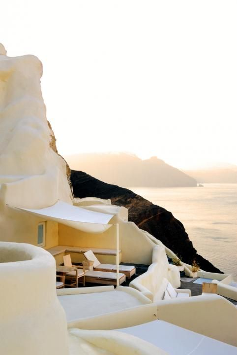 Mystique Resort Santorini- Stayed here last summer and recommend it highly ! LOVED IT