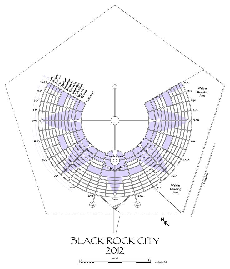 black rock city | burning man 2012
