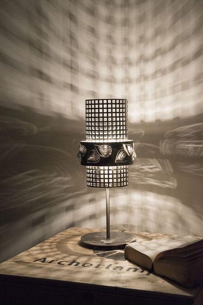 Modern+Lamp,+unusual+table+lamp+TOKYO+de+Archerlamps+sur+DaWanda.com